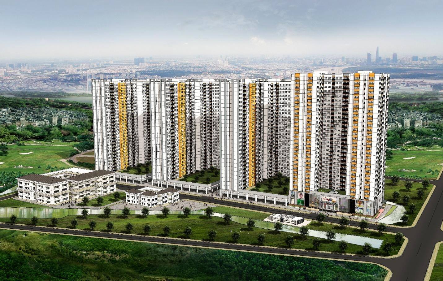 Tổng quan dự án chung cư City Gate 5