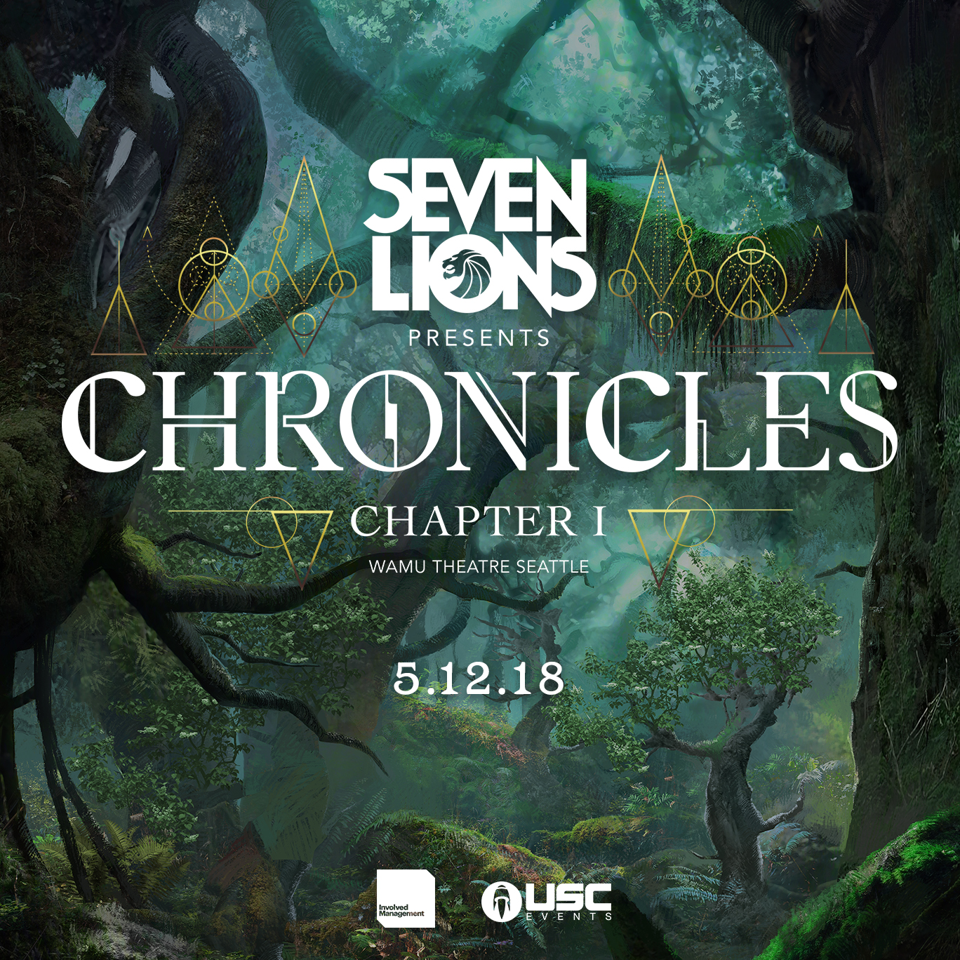Seven Lions announces new immersive event series, 'Chronicles' - Dancing Astronaut