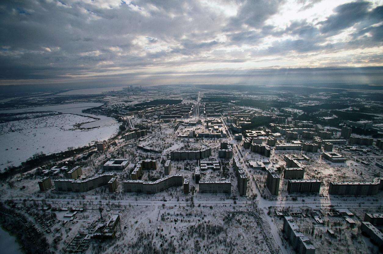 Image result for pripyat ukraine