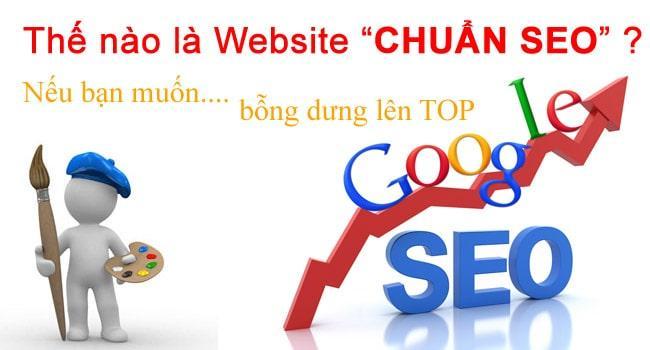 Công ty đó phải đứng top tìm kiếm khi search các từ khóa về dịch vụ seo