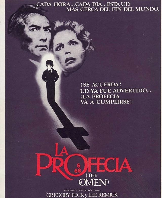 La profecía (1976, Richard Donner)