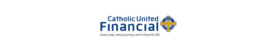 Image result for catholic united financial logo
