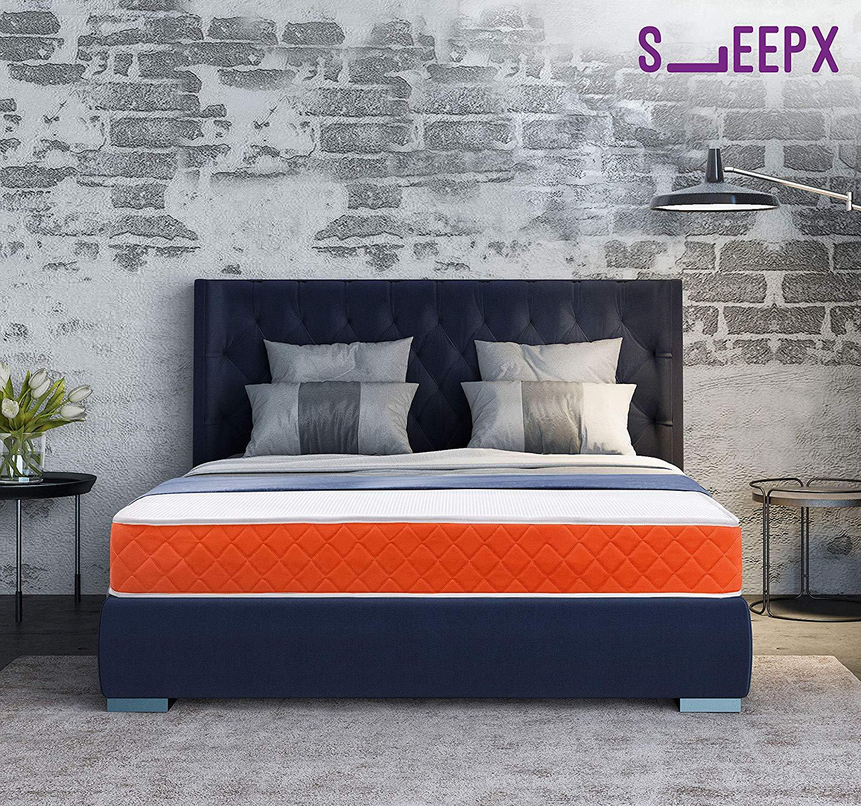 SleepX Dual mattress