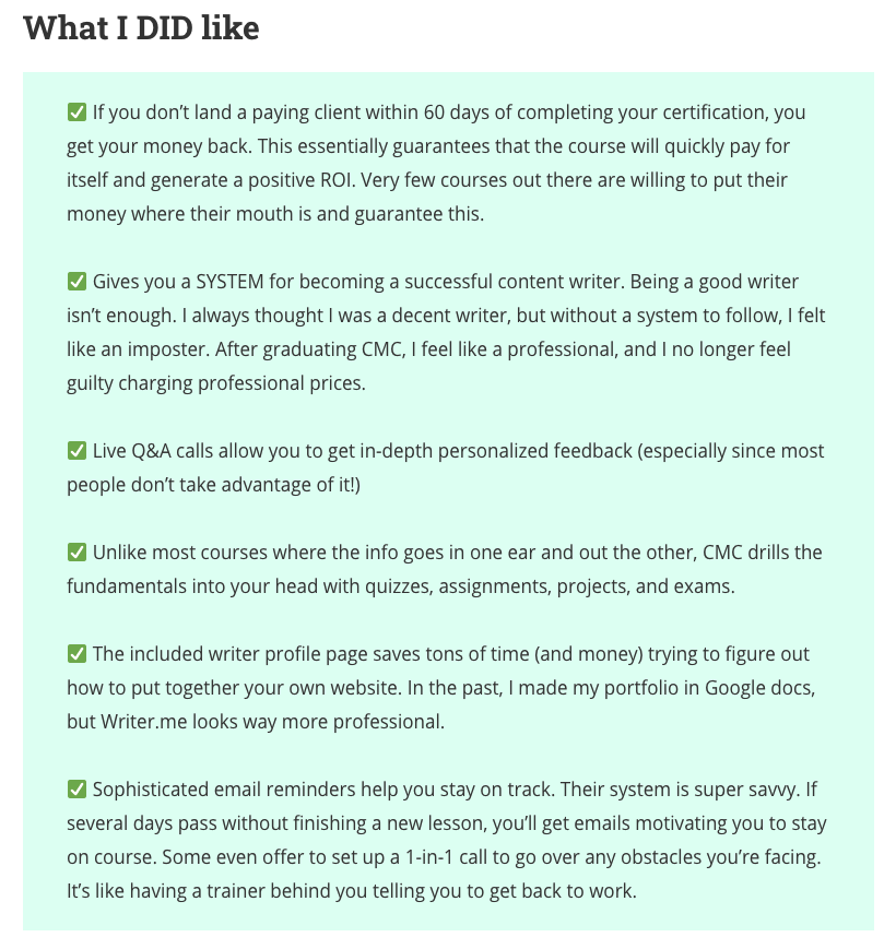 HOW TO WRITE A PRODUCT REVIEW FOR YOUR AFFILIATE SITE (SIX STEPS TO SUCCESS)
