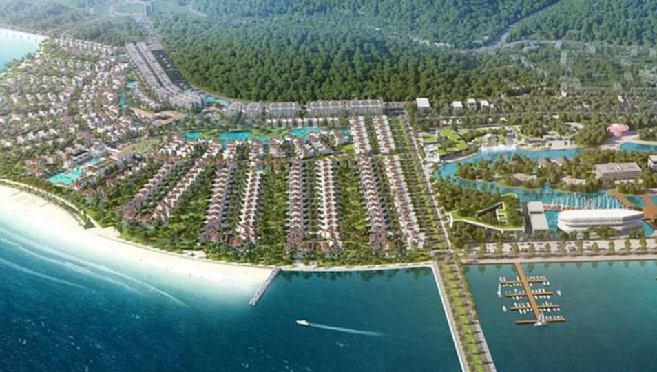 Bãi Cháy được tập đoàn Sun Group chọn lựa cho dự án Sun Grand City Feria Hạ Long