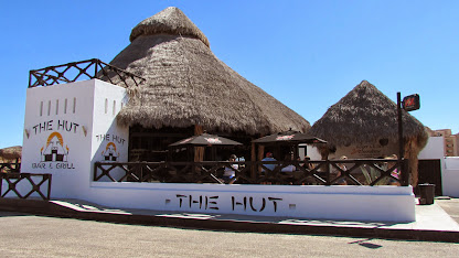 The Hut Rocky Point Mexico