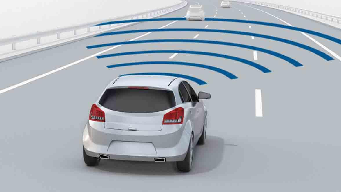 Adaptive cruise control for passenger cars