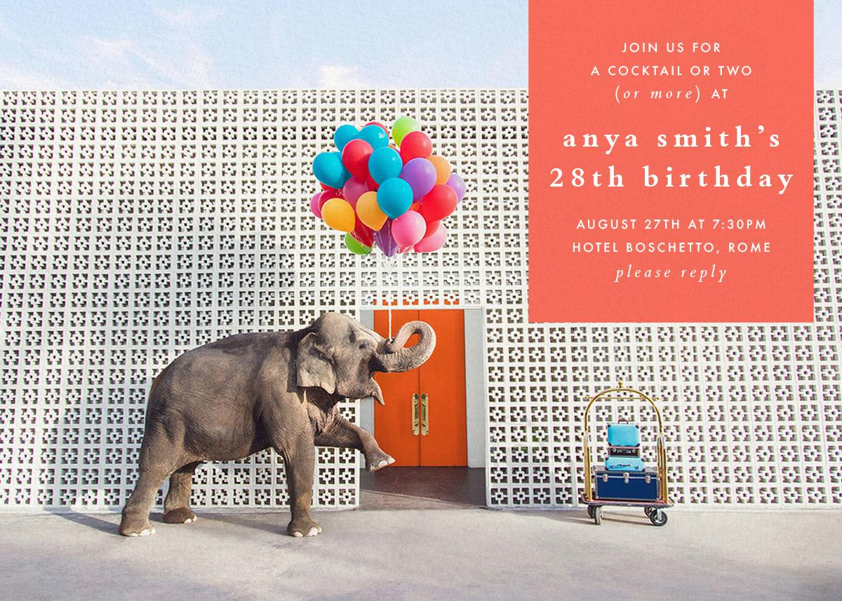 Macintosh HD:Users:Tessa:Dropbox:*Blog Images* (1):JUNE 2018:3 Parties Inspired by Paperless Post:*FINALS FOR BLOG*:ElephantwithBalloonsI_Card.jpg