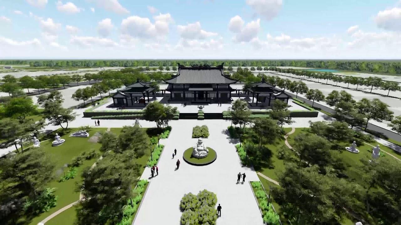 Quy hoạch nghĩa trang hoa viên lớn nhất Việt Nam