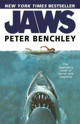 Cover image for Jaws.