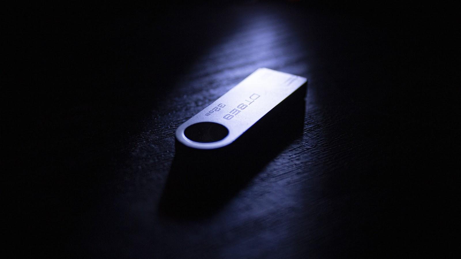 BitLocker Password on flash drive