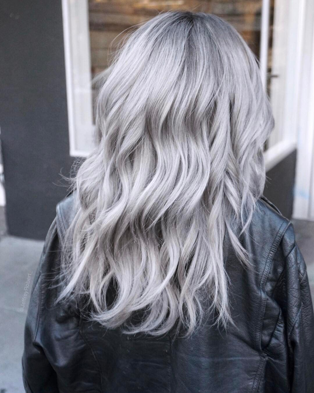 Icy Silver