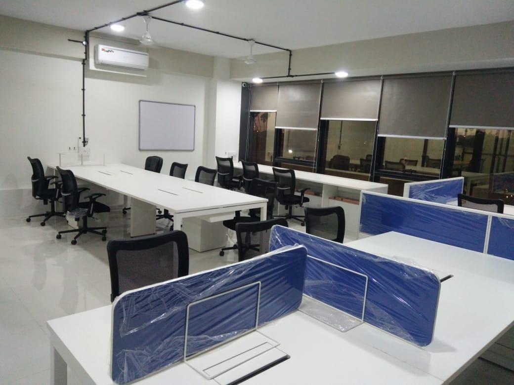DESK26 coworking spaces in surat