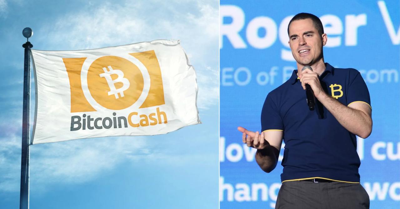 Roger Ver soutenant le projet Bitcoin Cash