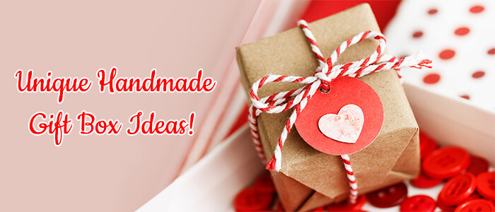 Handmade Gift Box Ideas