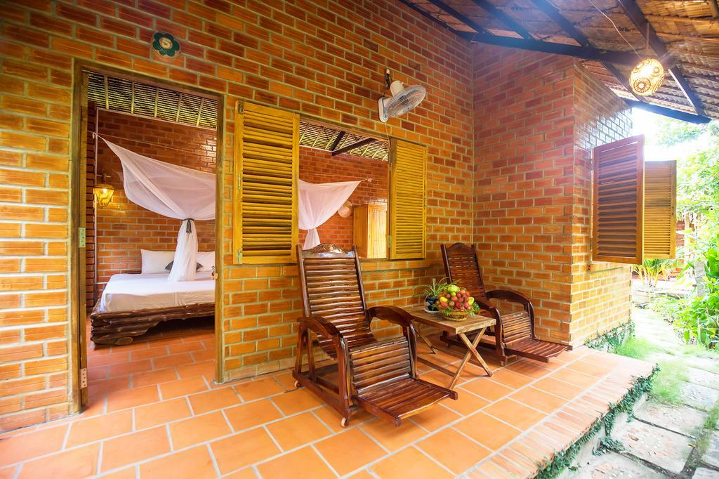 Phòng ngủ Mekong Rustic Cai Be