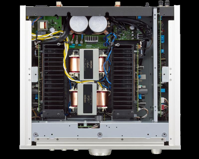DENON PMA-2500NE: Ampli cao cấp tích hợp DAC từ Nhật Bản