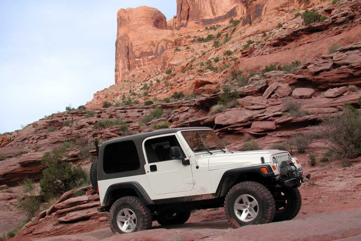 jeep options