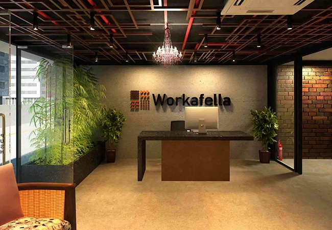 Workafella Coworking space in Mumbai