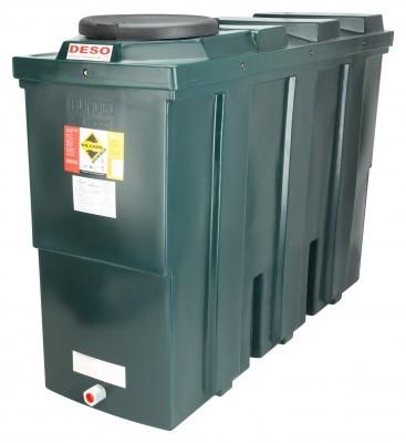 Deso Slimline Bunded Oil Storage Tank