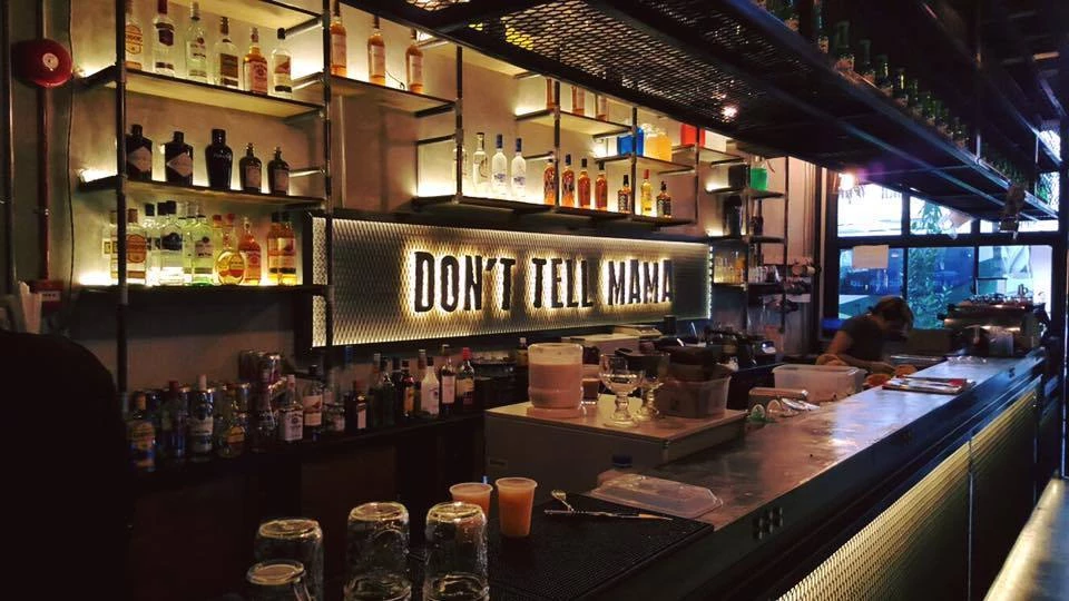 Don't tell mama lounge in Bangalore