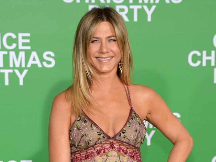 Jennifer Aniston celebrities
