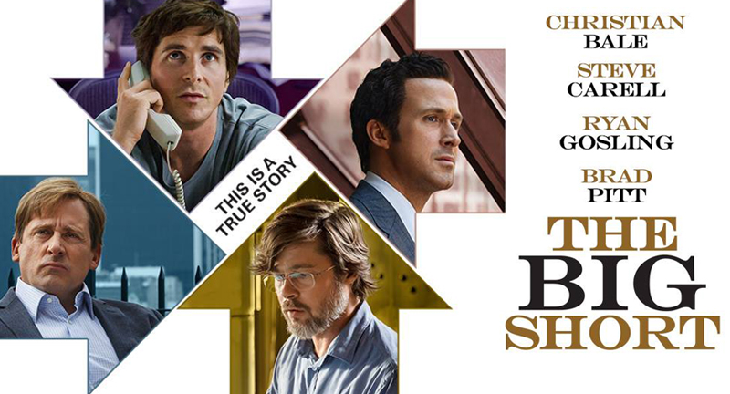 The Big Short and Greed