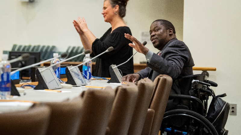 Opinion: Enabling the SDGs through disability inclusion