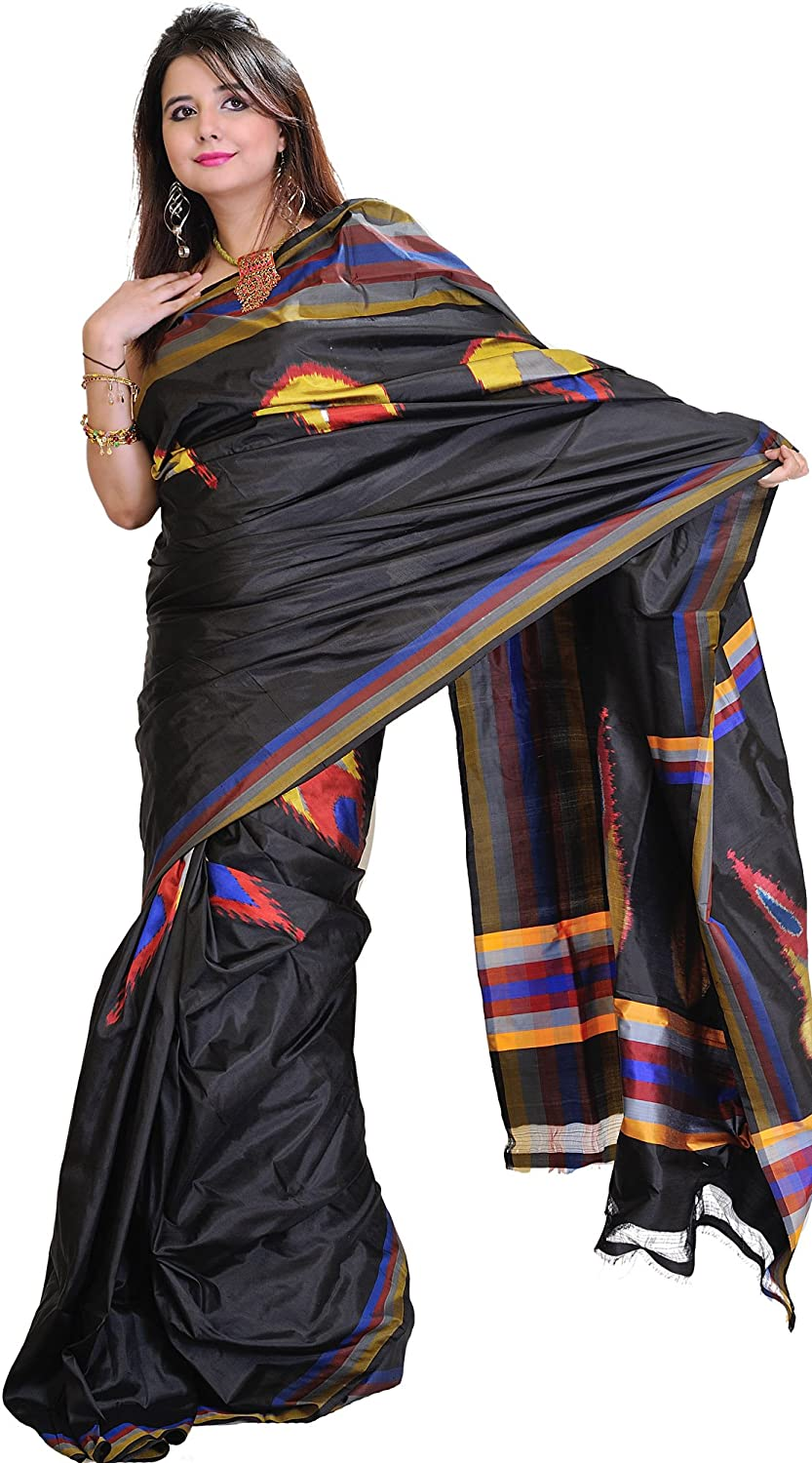 Ikat Saree From Pochampally
