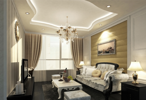 Living like kings in this living room at Leman Luxury