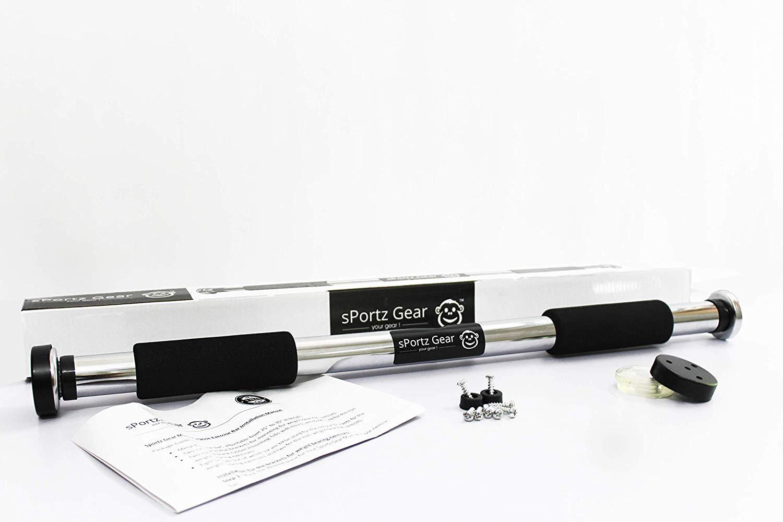 Sportz Gear- Premium Adjustable Door Pull-up Bar