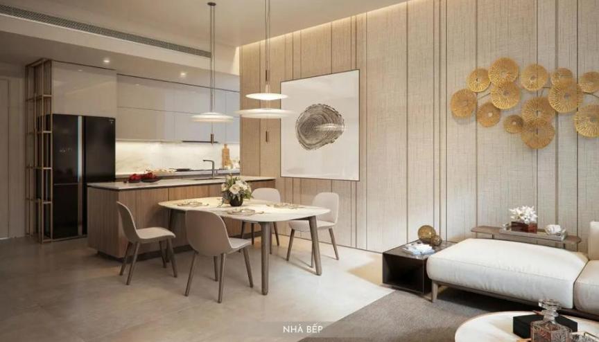 Dự án có nhiều loại hình căn hộ cho mọi người lựa chọn