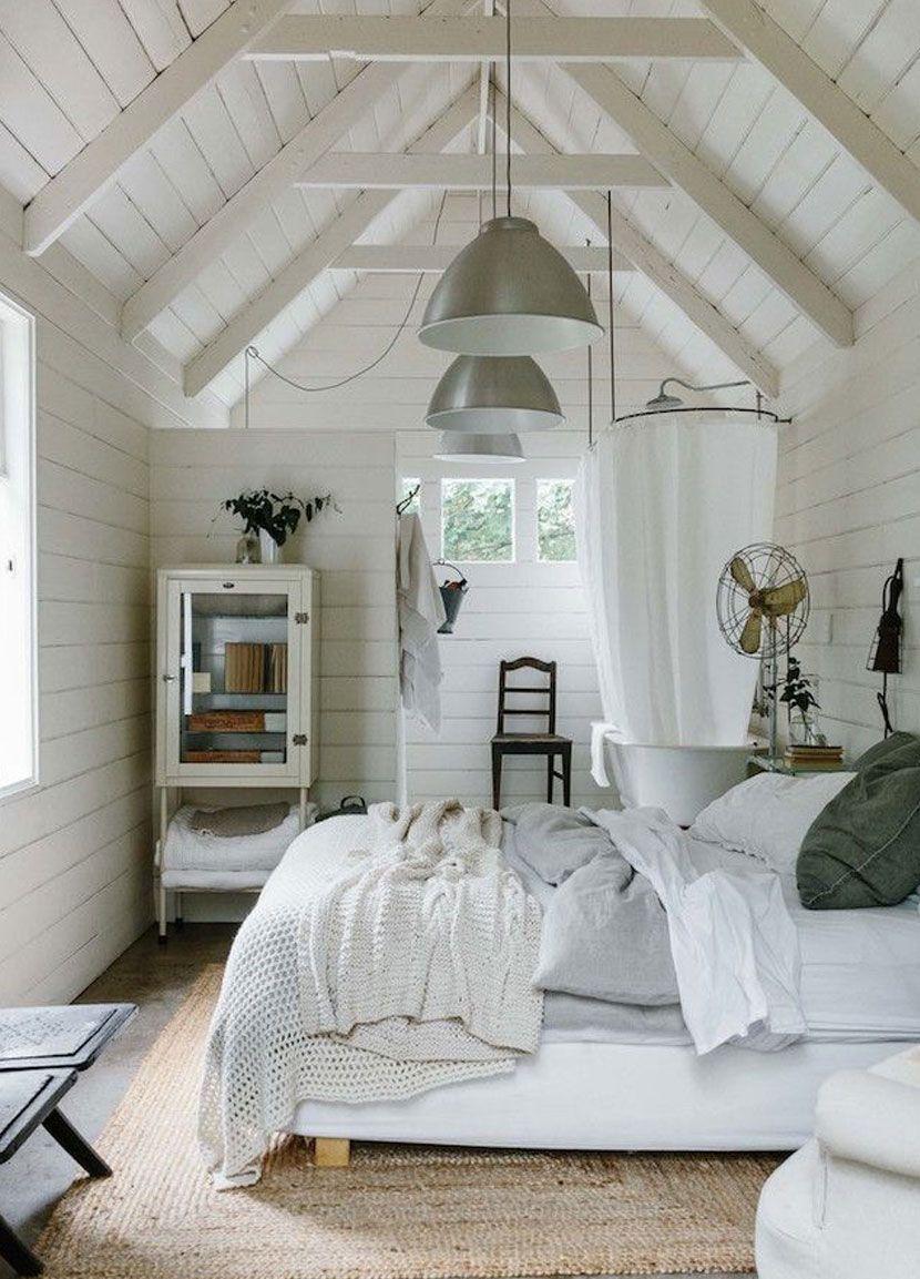 Scandinavian Cottage Bedroom Ideas