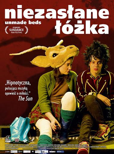 Polski plakat filmu 'Niezasłane Łóżka'