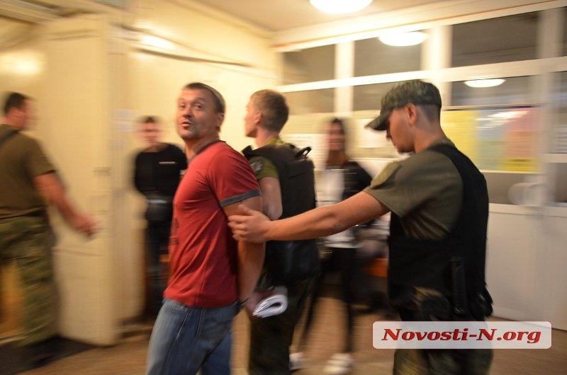 У кінці серпня ГПУ повідомила про затримання миколаївського «авторитета» Михайла Тітова, відомого під прізвиськом «Мультик»