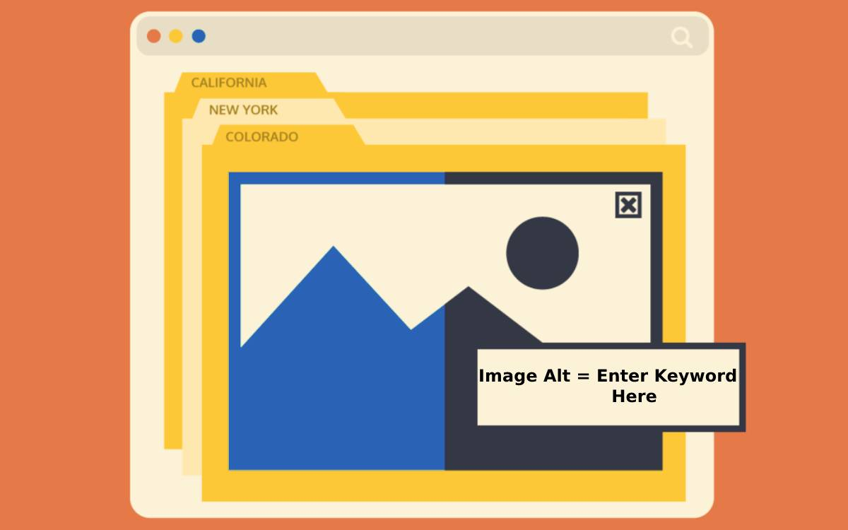 IMAGE ALT PICTURES ADDING KEYWORD PHRASES FOR SEO.
