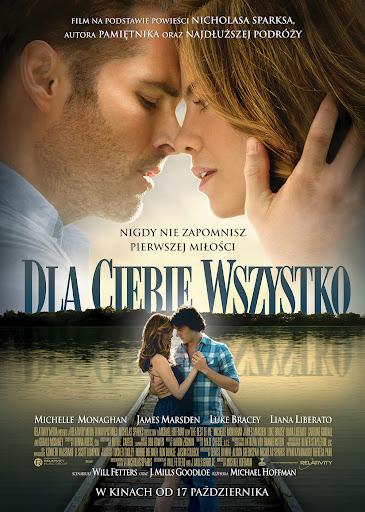 Polski plakat filmu 'Dla Ciebie Wszystko'