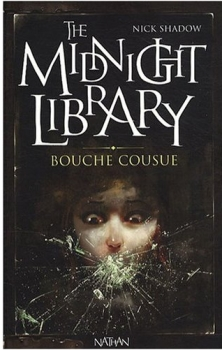 Couverture de The midnight library Bouche cousue