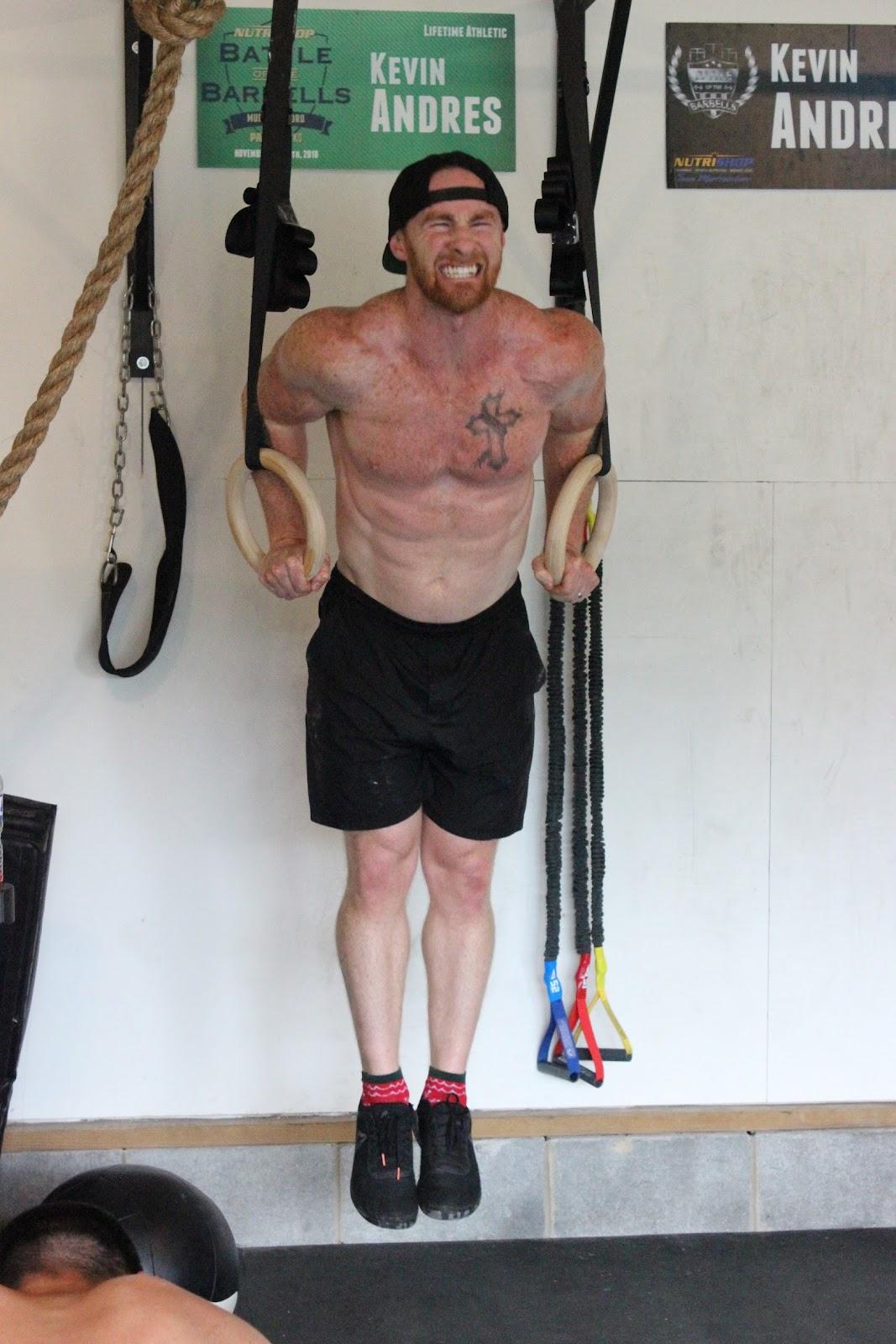 murph workout times
