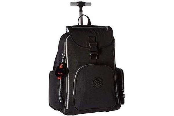 Kipling Luggage Alcatraz Wheeled Backpack with Laptop Protection from Amazon