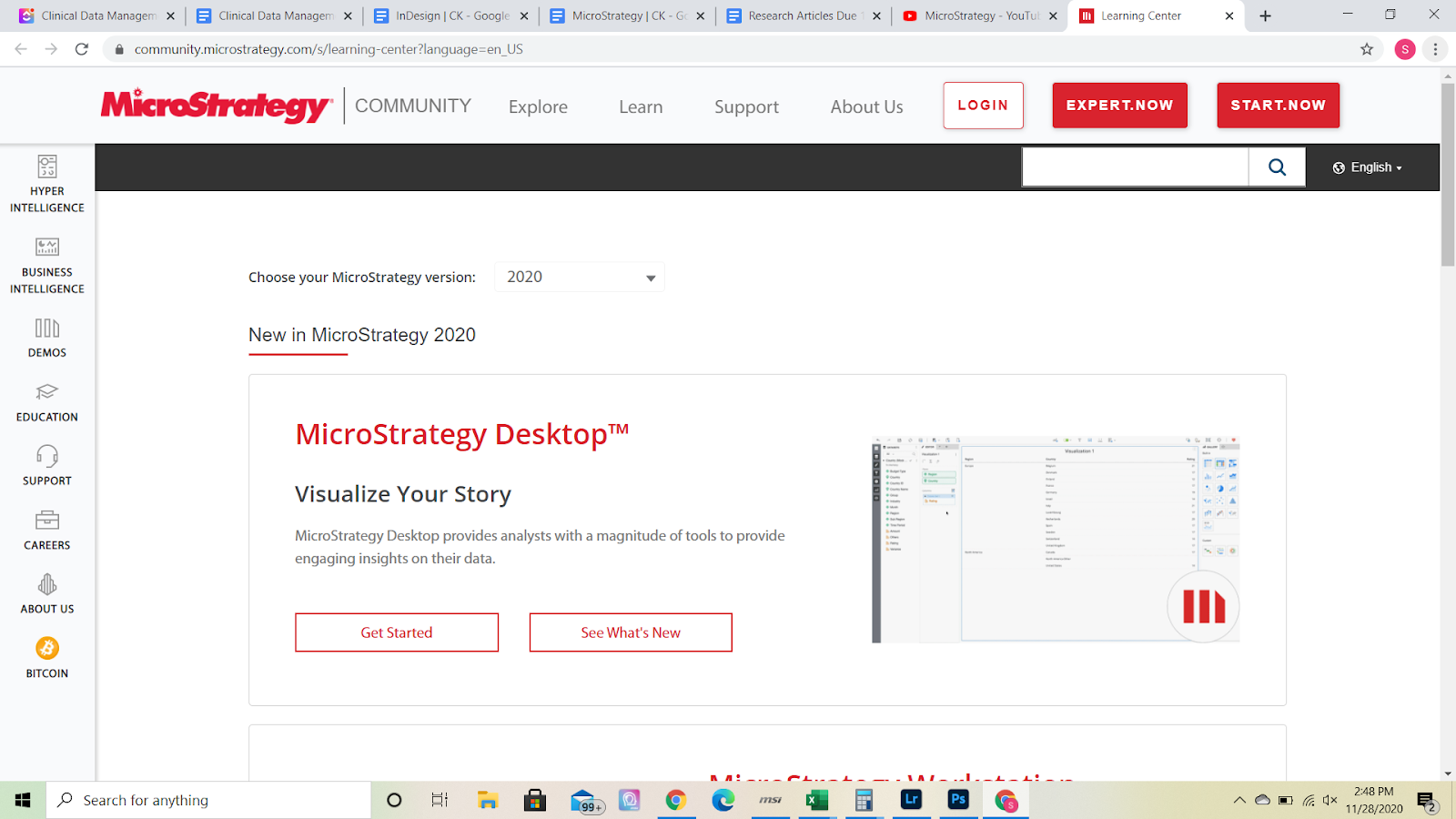 How to Learn MicroStrategy: Best Courses to Master This Big Data Application