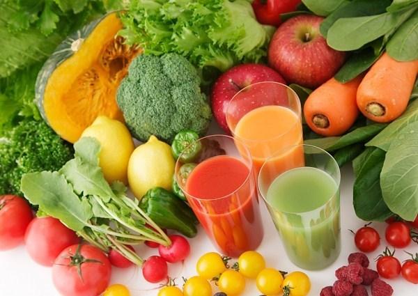 Dân công sở hãy Thay thế thức ăn nhanh, nước ngọt, caffein bằng hoa quả tươi, thực phẩm giàu chất chống oxi hóa và vitamin