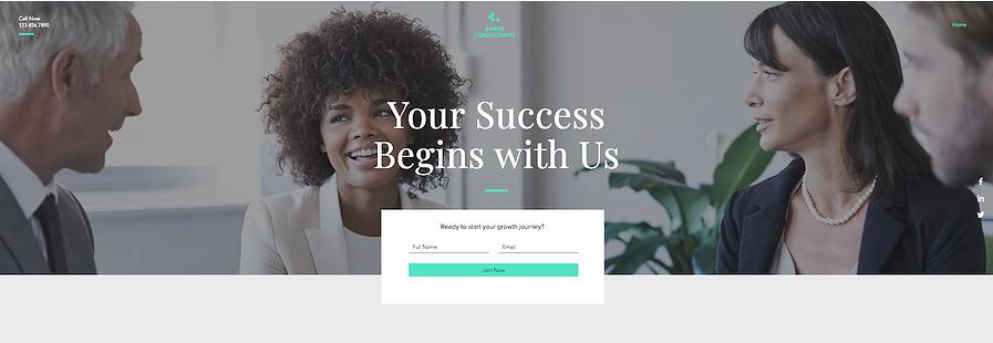 Landing page cho các sản phẩm B2B