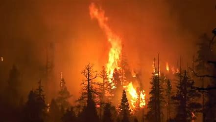 Image result for oregon wildfire map