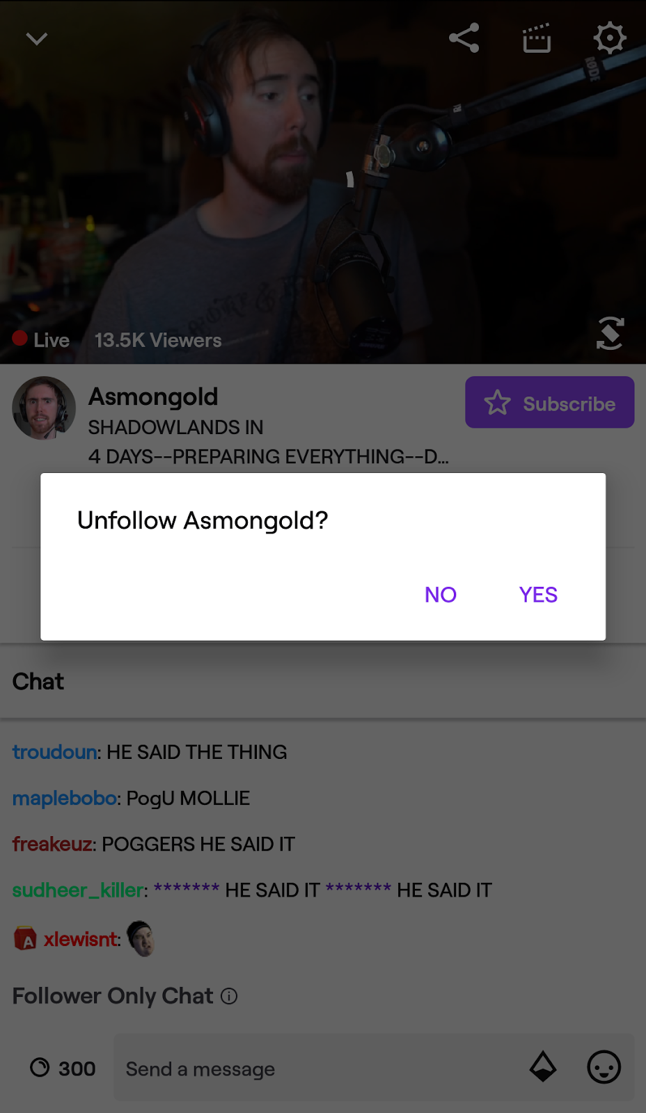 How To Follow And Unfollow Someone On Twitch - Gamenvoy