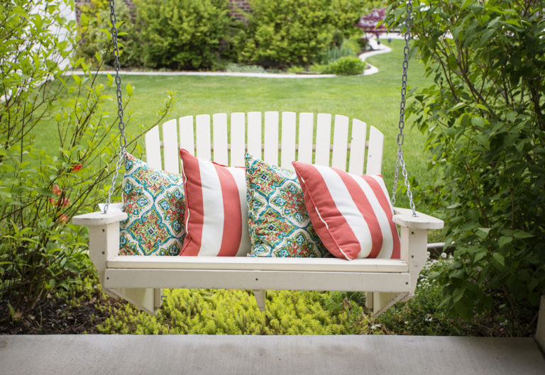 Porch Swing: These projects will help you transform your space.