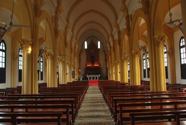 Nội thất GSC Việt Nam - địa chỉ mua ghế nhà thờ giá rẻ nhất tại Hà Nội
