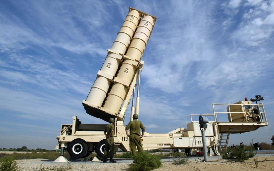 Arrow Missile 9 Sept 2021