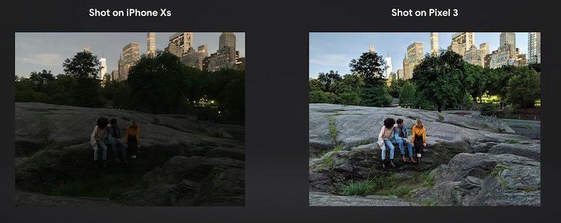 Sforum - Trang thông tin công nghệ mới nhất pixel-night-sight-800x318 Camera thứ 3 trên iPhone 2019 sẽ để làm gì? Cảm biến 3D, zoom quang 3x hay cải thiện chụp đêm?