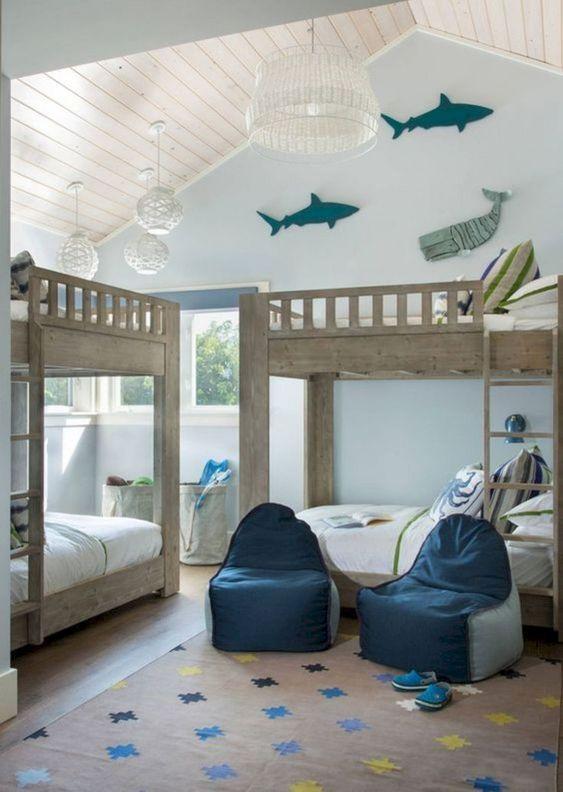 Beach Coastal House for Kids